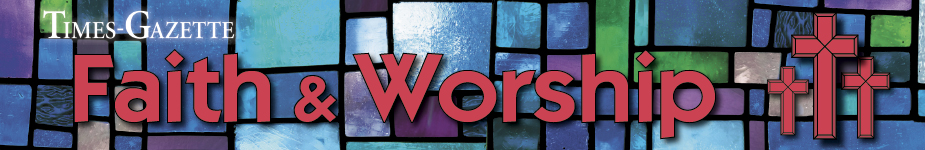 Worship page banner